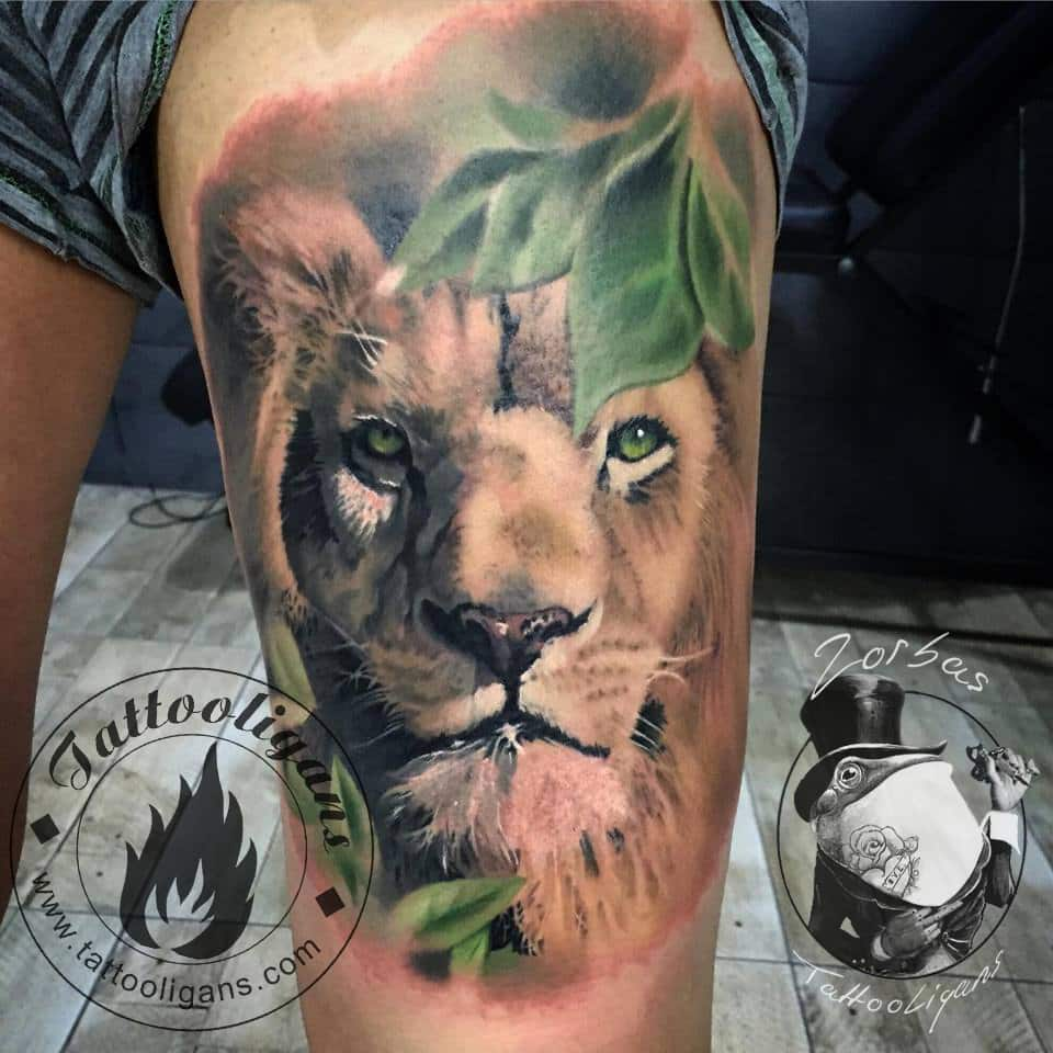 Christos Zorbas – Tattooligans Tattoo Studio & Art Cafe (16)