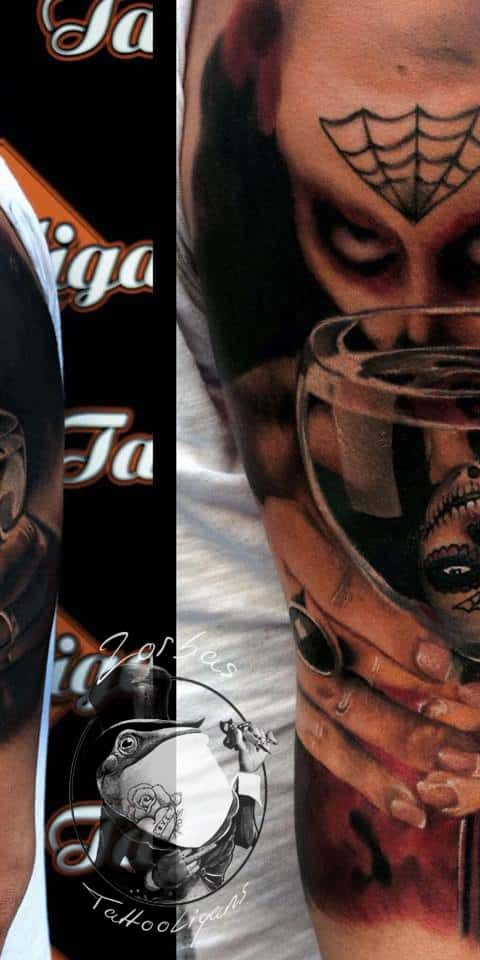 Christos Zorbas – Tattooligans Tattoo Studio & Art Cafe (17)
